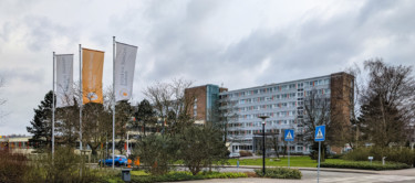 Klinikum Südstadt Rostock, Winter 1